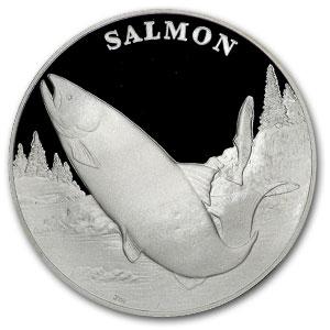 2003 National Wildlife Refuge System - Salmon (Proof)