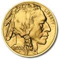 Uncirculated Gold Buffalo Coin One Ounce 2008