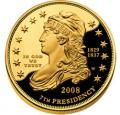 First Spouse 2008 Jacksons Liberty Proof