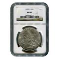 Certified Morgan Silver Dollar 1899-O MS63 NGC