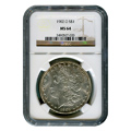 Certified Morgan Silver Dollar 1902-O MS64 NGC