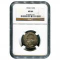 Certified Washington Quarter 1936-D MS64 NGC