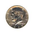 Kennedy Half Dollar 1965 BU