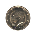 Kennedy Half Dollar 1973-D BU