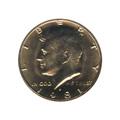 Kennedy Half Dollar 1981-P BU