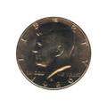 Kennedy Half Dollar 1986-D BU