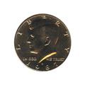 Kennedy Half Dollar 1987-P BU