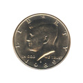 Kennedy Half Dollar 1989-D BU