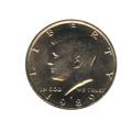 Kennedy Half Dollar 1989-P BU