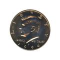 Kennedy Half Dollar 1996-D BU