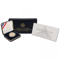 BiMetallic $10 Commemorative 2000 Library Of Congress Uncirculated
