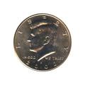 Kennedy Half Dollar 2002-D BU