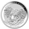 Australian Koala 1 Ounce Silver 2014