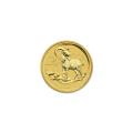 Australian Series II Lunar Gold One-Twentieth Ounce 2015 Goat