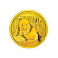 Chinese Gold Panda 10th Ounce 2015