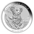 Australian Koala 1 Ounce Silver 2015