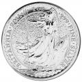 2015 1 oz Uncirculated Silver Britannia