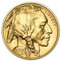 Uncirculated Gold Buffalo Coin One Ounce 2016