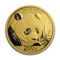 Chinese Gold Panda 15 Gram 2018