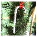 Candy Cane Ornament Bar .999 Silver
