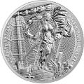 2021 Germania 2 oz Silver BU 10 mark