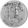 2021 Germania 1 Kilo Silver BU 80 mark