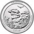 2016 Silver 5oz. Shawnee National Forest  ATB
