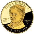 First Spouse 2011 Eliza Johnson Proof