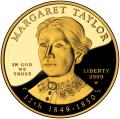 First Spouse 2009 Margaret Taylor Proof