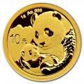 Chinese Gold Panda 1 Gram 2019