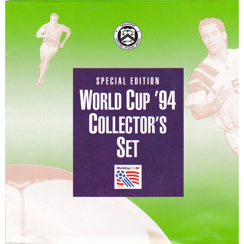 1994 World Cup Collector's Set